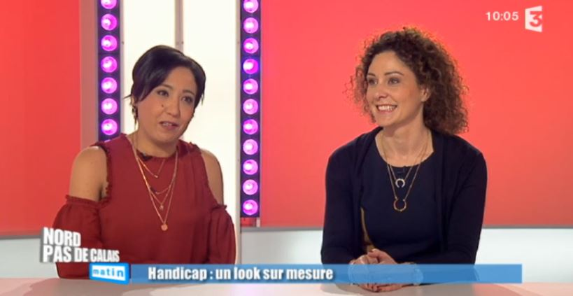 FRANCE3#AGENCEIMAGEINYOU#MODEHANDICAP#RELOOKING